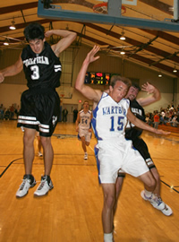 WCHS - Publications - News - Bulldog Basketball Bounces Back